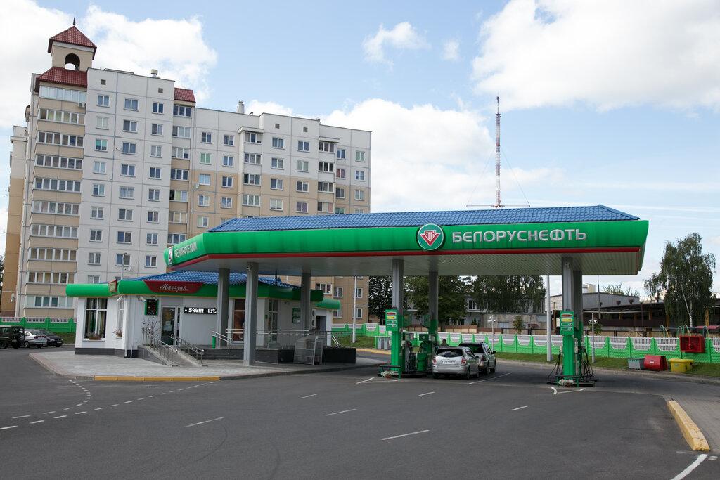 АЗС — Белоруснефть — Гродно, фото №1