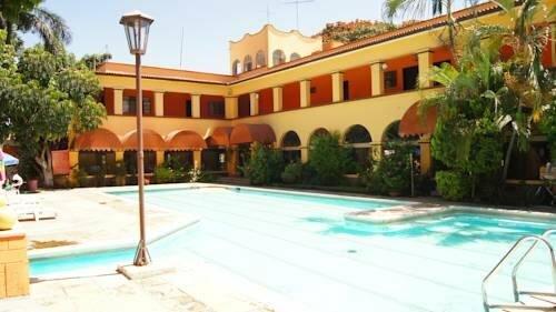 Hotel Hacienda Villautepec & SPA