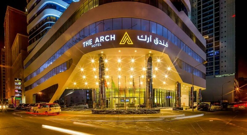 Arch Hotel, Bw Signature Collection