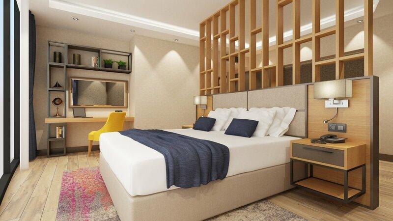 Отель New Wave