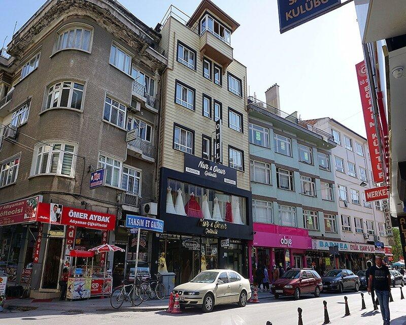Haci Bey Otel