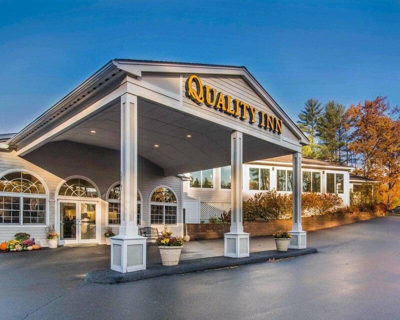 Quality Inn At Quechee Gorge