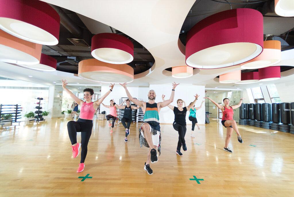 фитнес клубе в москве люблино