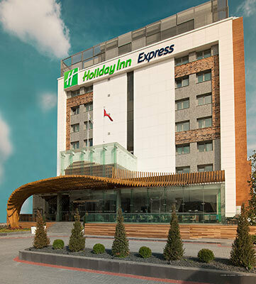 Holiday Inn Express - İstanbul Airport