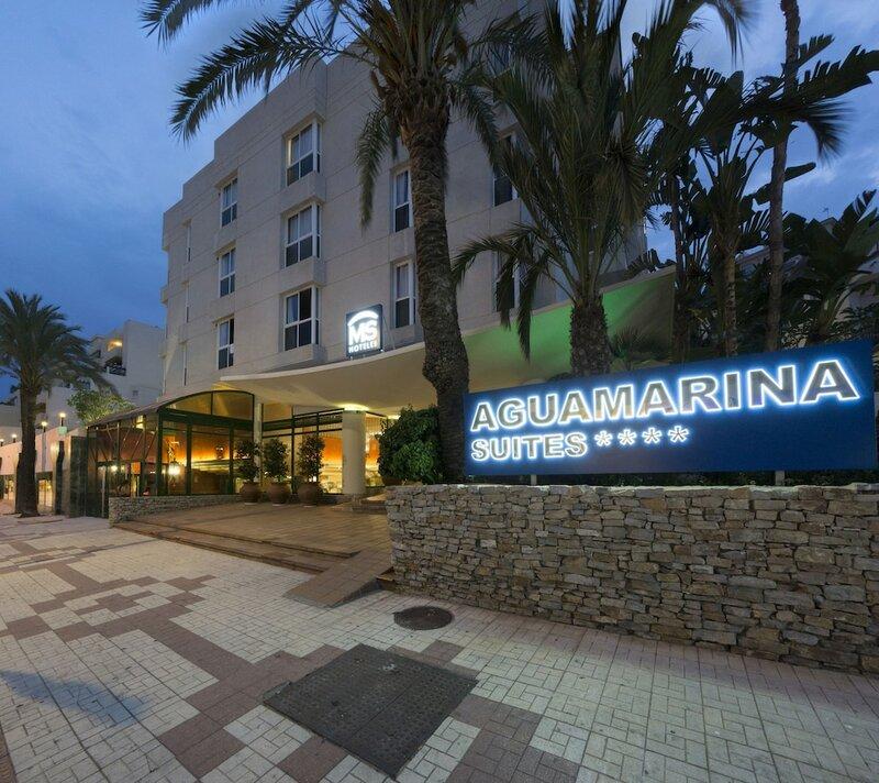 Ms Aguamarina Suites