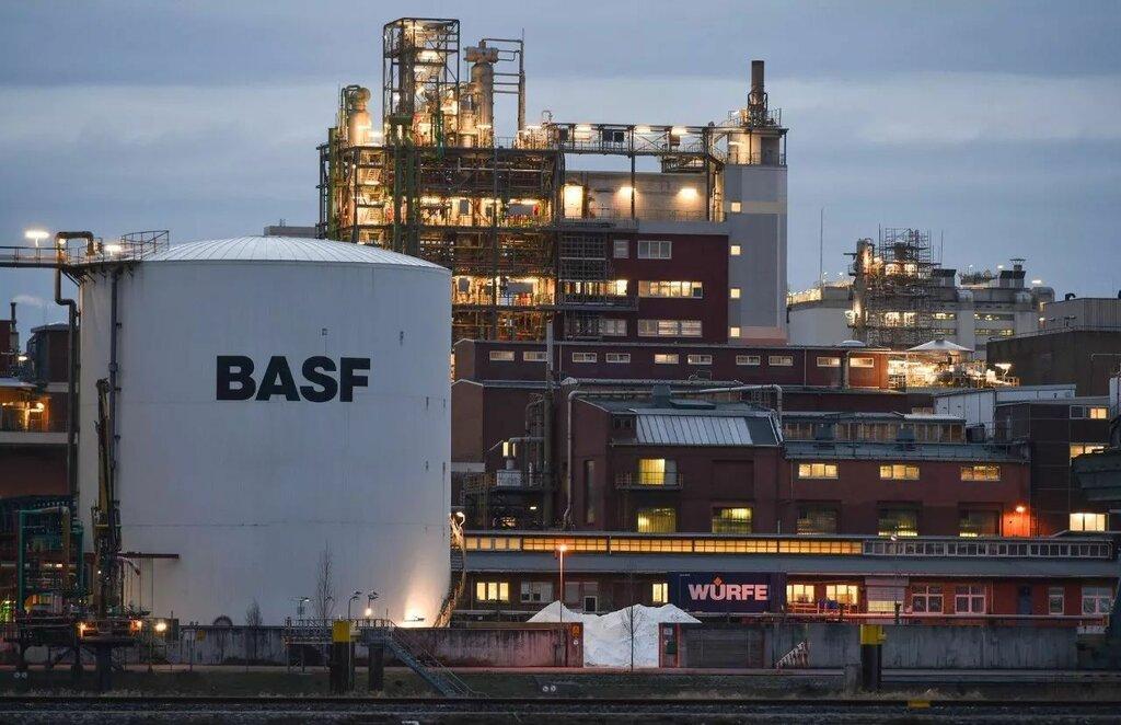 промышленная химия — Basf — Минск, фото №2