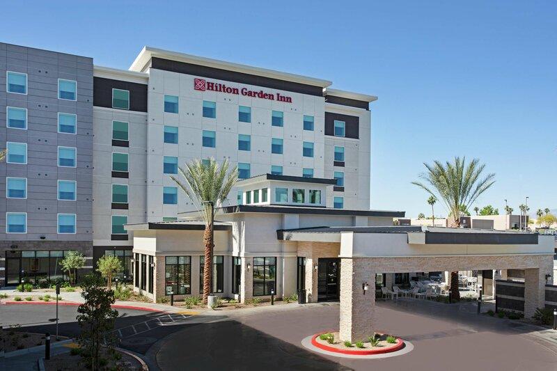Hilton Garden Inn Las Vegas City Center