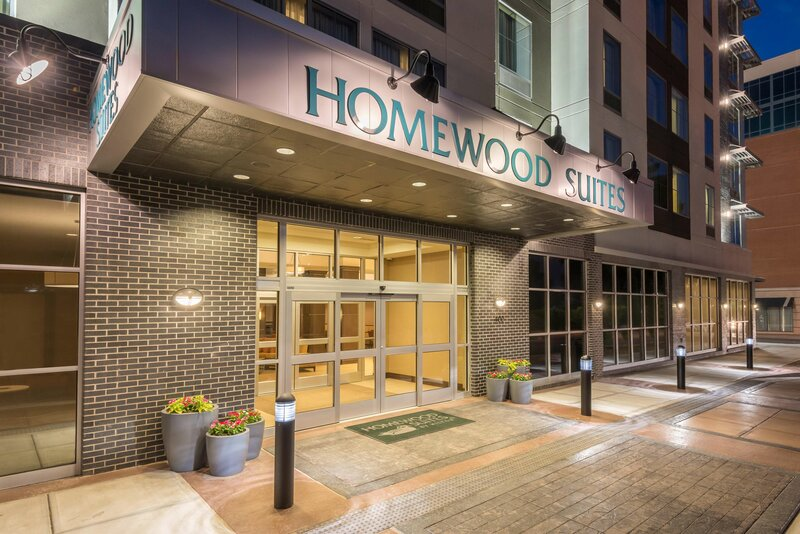 Homewood Suites by Hilton Little Rock Downtown