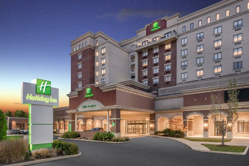 Holiday Inn Select Lafayette-City Centre