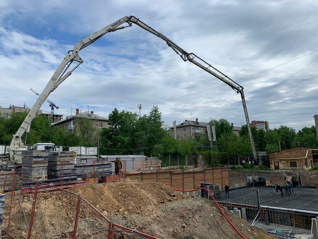 уральский бетон