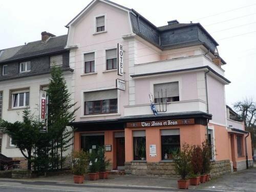Hôtel-Restaurant Chez Anna Et Jean