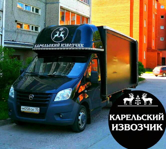 переезды — Карельский извозчик — Петрозаводск, фото №1