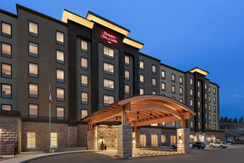 Hampton Inn & Suites Kelowna, British Columbia, Canada