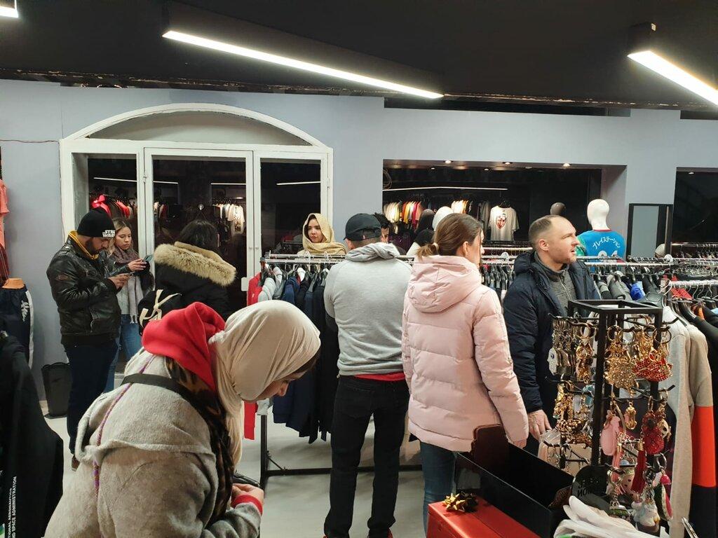 giyim mağazası — MarkaCadde Premium Outlet — Fatih, photo 2