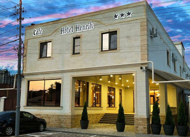 Hotel Henrik