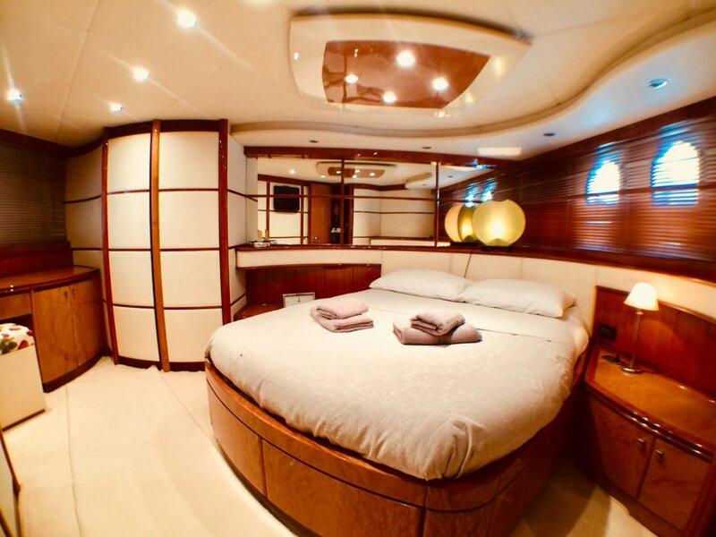 Мини-Отель Sanremo Luxury Boat & Breakfast