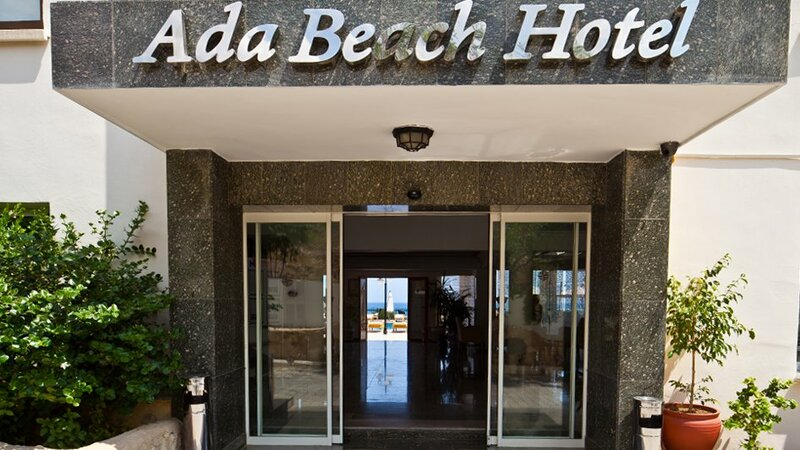 Отель Ada Beach