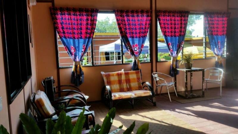 Pan Borneo Garden Guesthouse