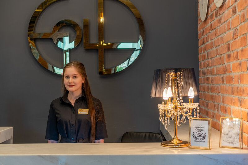 Gold 1905 Boutique Hotel