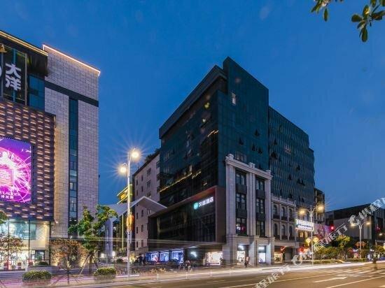 Super 8 Hotel Fuzhou Ba Yi Qi Lu Cha Ting