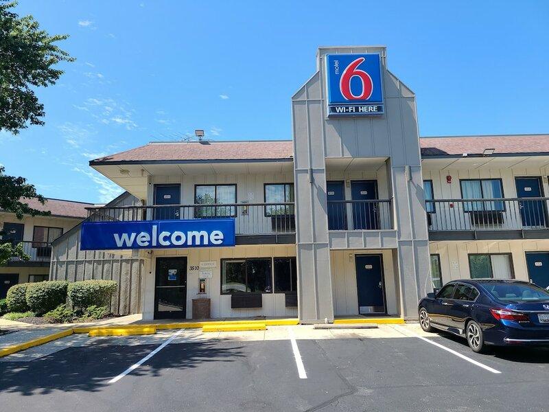 Motel 6 Laurel, Dc - Washington Northeast