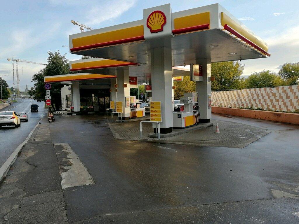 АЗС — Shell — Москва, фото №1