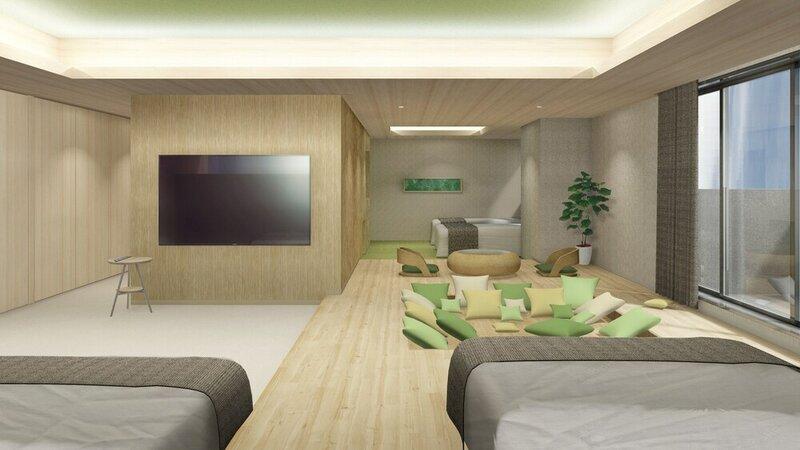 Randor Hotel Namba Osaka Suites