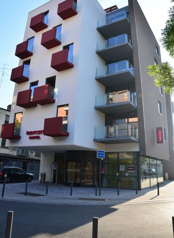 Mercure Valenciennes Centre