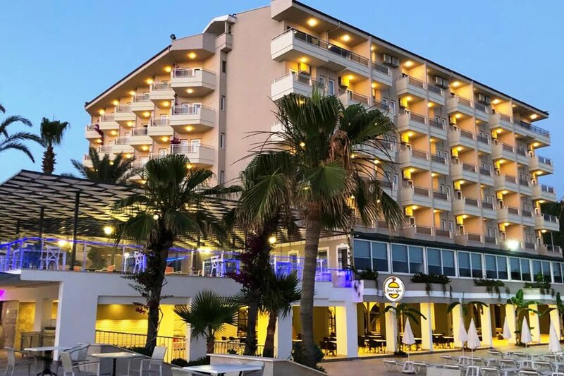 Отель Mirador Resort & SPA