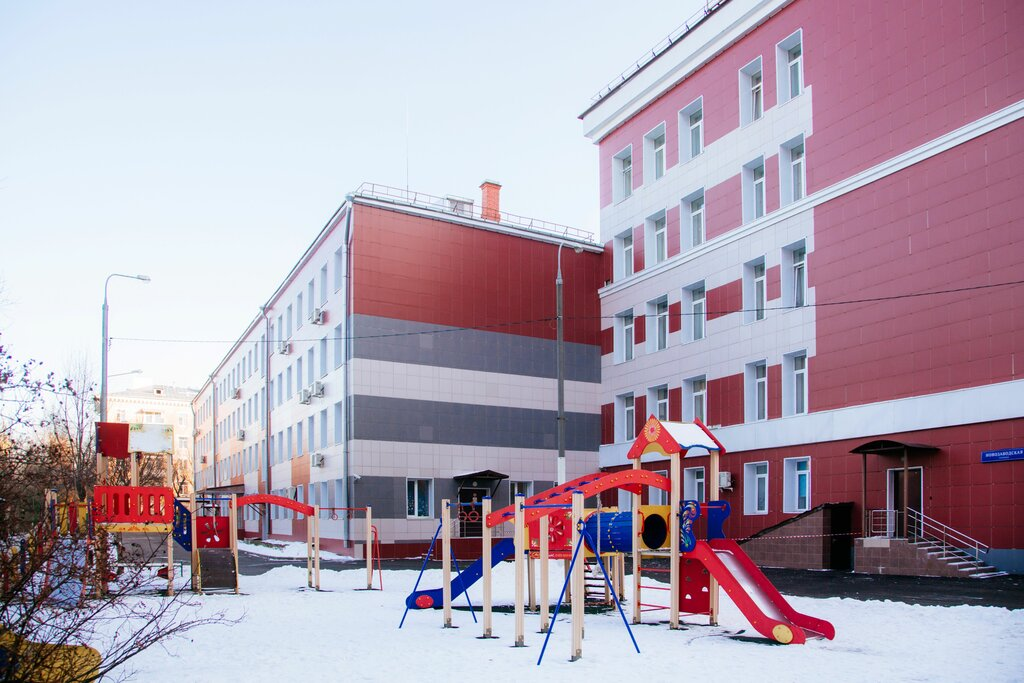 детский дом — Наш дом — Москва, фото №1