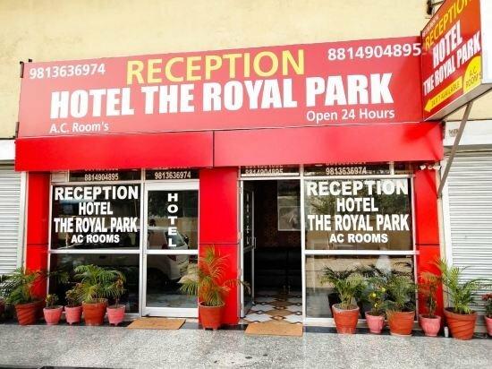 Hotel the Royal Park