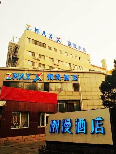 Zmax Hotel·Yantai Shimao Binhai Plaza