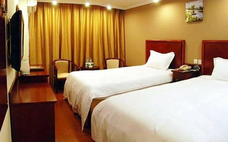 GreenTree Inn Tangshan Laoting Jingtang Harbor Express Hotel