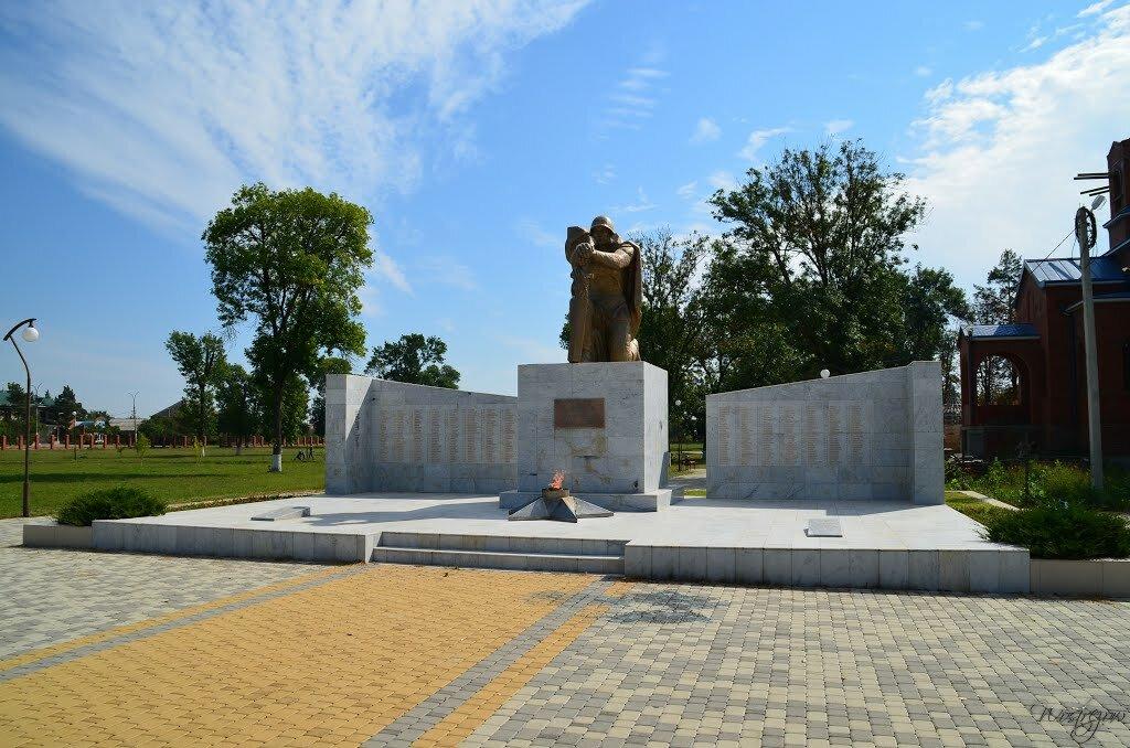 памятники краснодарского края картинки индивидуальный проект