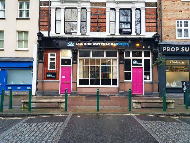 London Waterloo Hostel