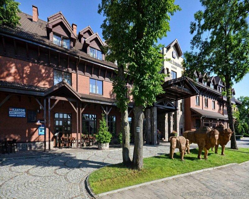 Hotel Zubrówka Bialowieza