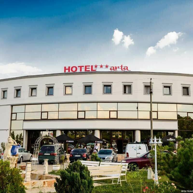 Arta Hotel Timisoara