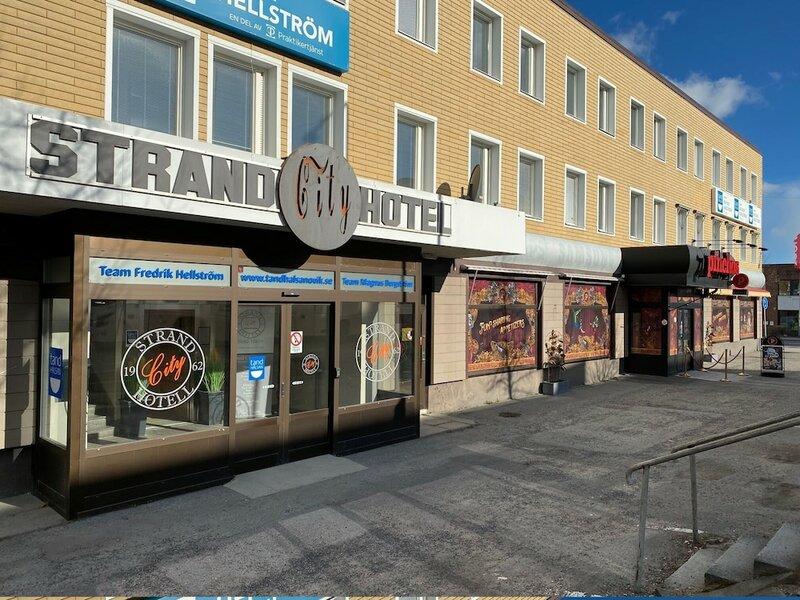 Strand City Hotell
