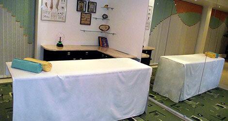 массажный салон — Центр мануальной терапии и массажа — Симферополь, фото №2