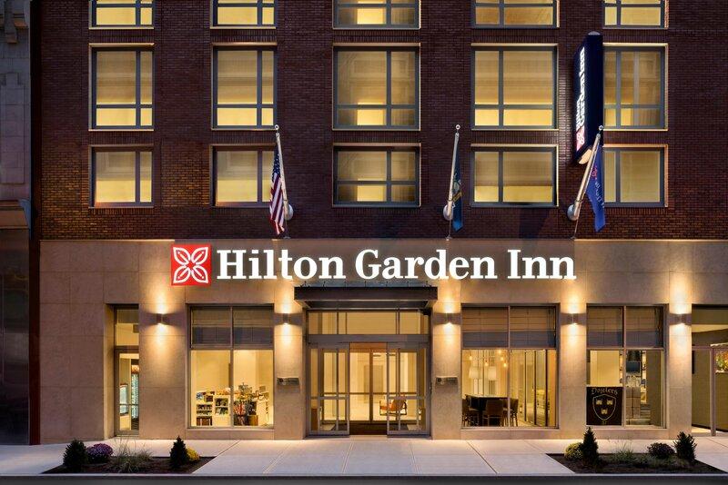Hilton Garden Inn New York Times Square South