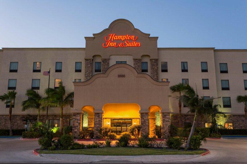Hampton Inn And Suites Mission