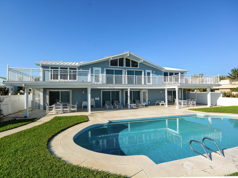 Ocean Vacation Rentals New Smyrna Beach