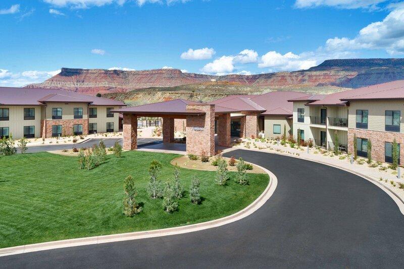 Fairfield Inn & Suites by Marriott Virgin Zion National Park