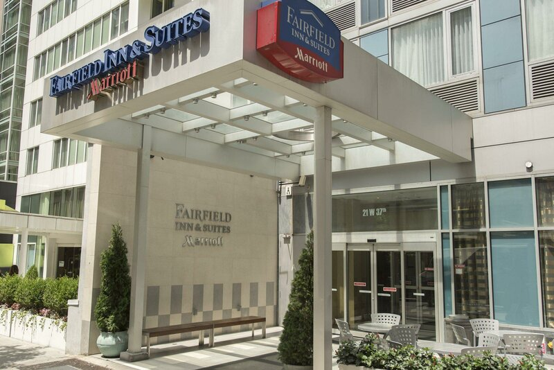 Fairfield Inn by Marriott New York Manhattan/Fifth Avenue