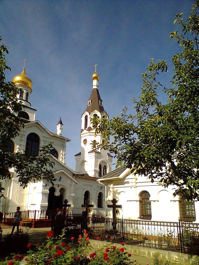 православный храм — Церковь святого Николая Чудотворца — Гомель, фото №1