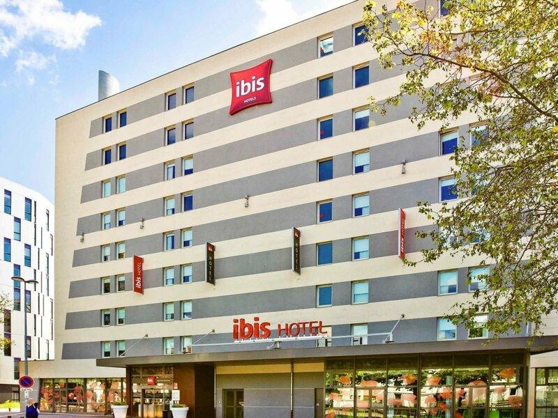 Hôtel Ibis Dijon Centre Clémenceau