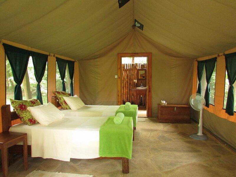 Udzungwa Forest Camp