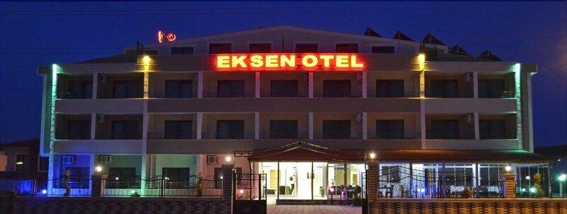 Eksen Otel Geyikli