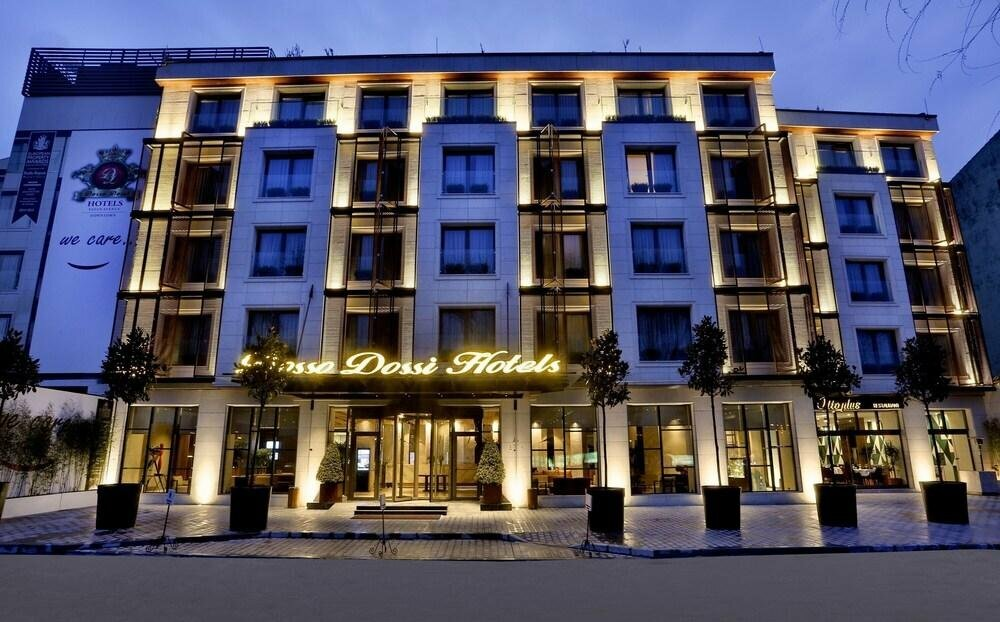 otel — Dosso Dossi Hotels & SPA Downtown — Fatih, photo 1