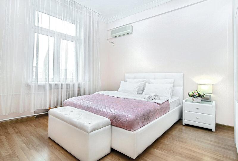 3-комнатная квартира посуточно БонАпарт